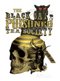 Bajema.com The Black Cat and Poisoned Tea Society Collection -