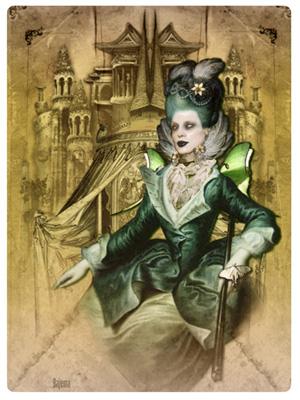 Bajema.com The Wormwood Queen